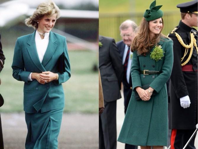 kejt midlton 3 15 puta kada je Kejt Midlton bila stilizovana kao princeza Dijana