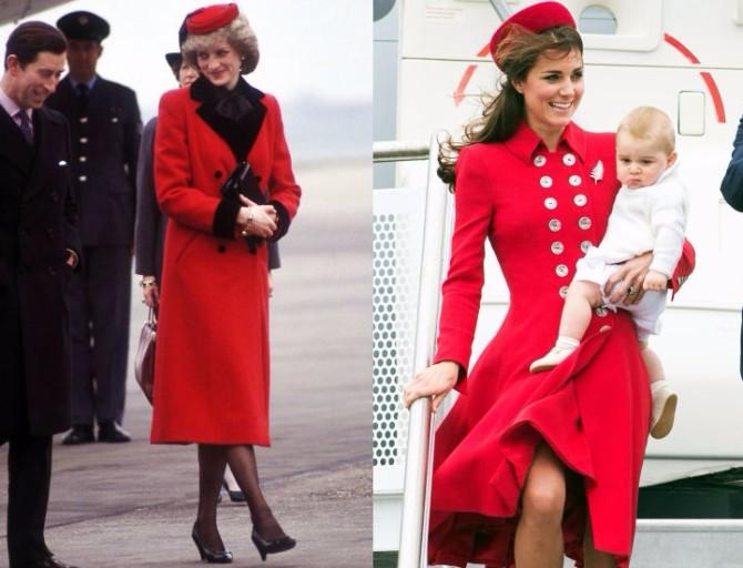 kejt midlton 5 15 puta kada je Kejt Midlton bila stilizovana kao princeza Dijana