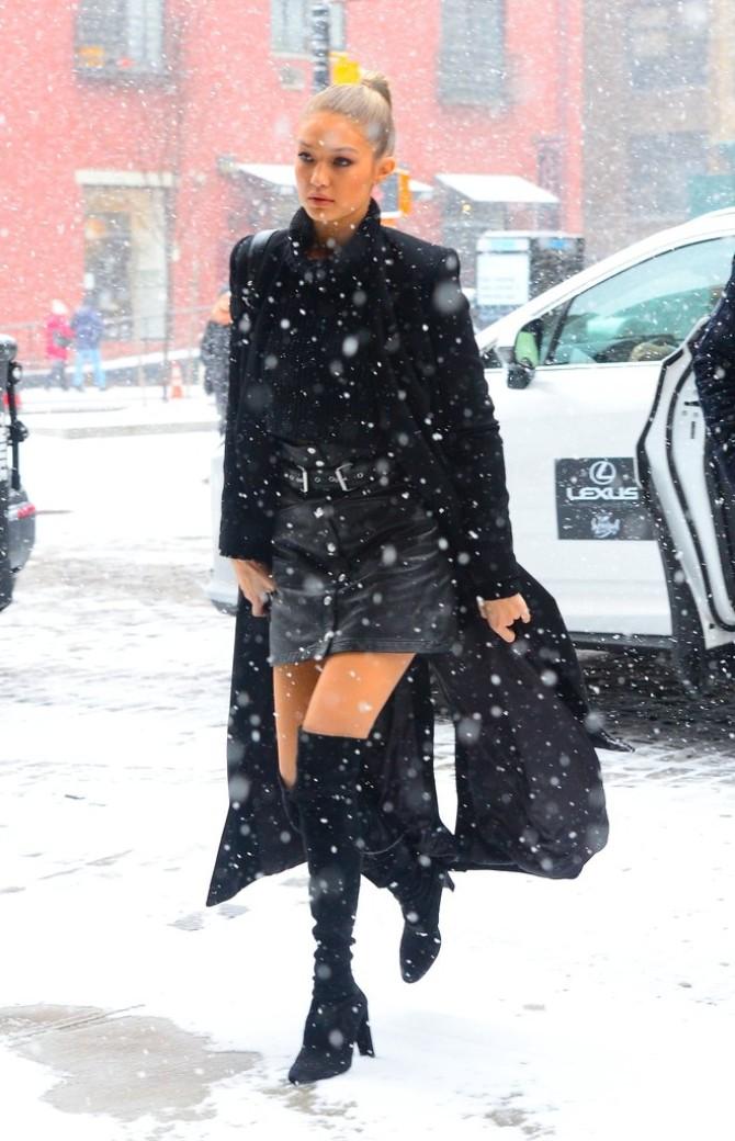 must try 9 9 Must Try zimskih autfita koje poznati modeli obožavaju