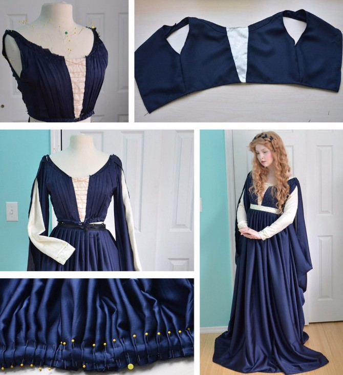 neverovatne haljine2 Ova devojka kreira neverovatne haljine koje će vas impresionirati