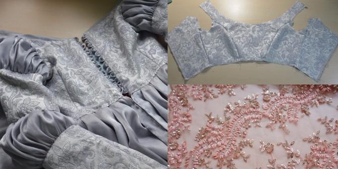 neverovatne haljine4 Ova devojka kreira neverovatne haljine koje će vas impresionirati