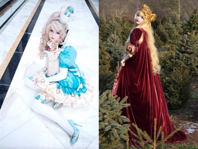 neverovatne haljine5 Ova devojka kreira neverovatne haljine koje će vas impresionirati