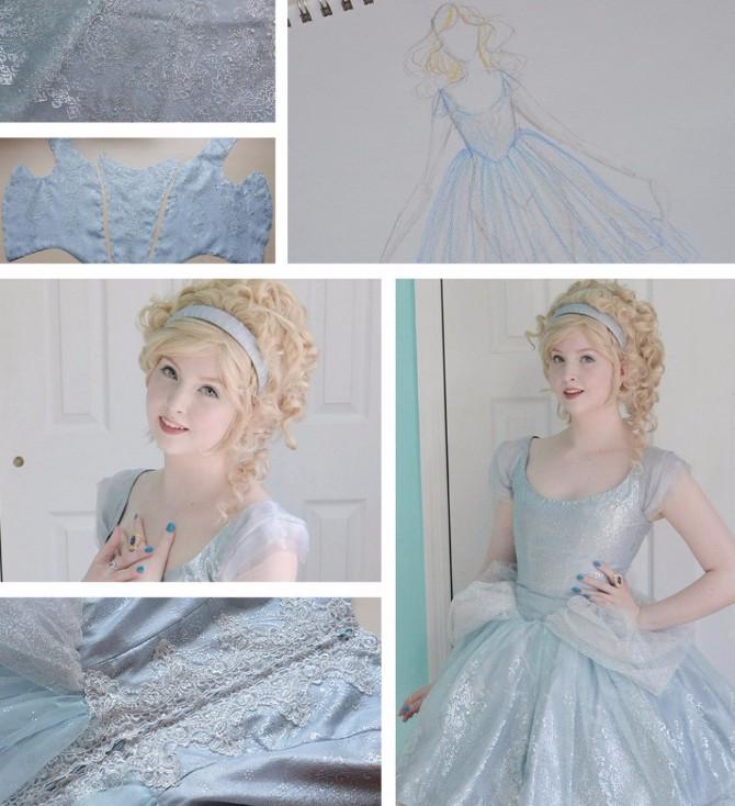 neverovatne haljine6 Ova devojka kreira neverovatne haljine koje će vas impresionirati