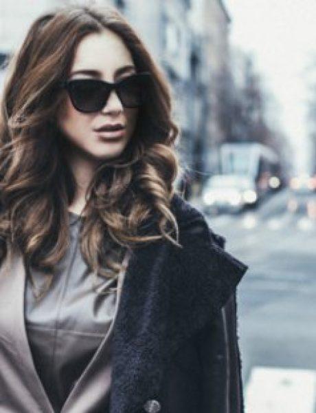 Modni predlog Olivini: Moderan autfit za poslovnu devojku