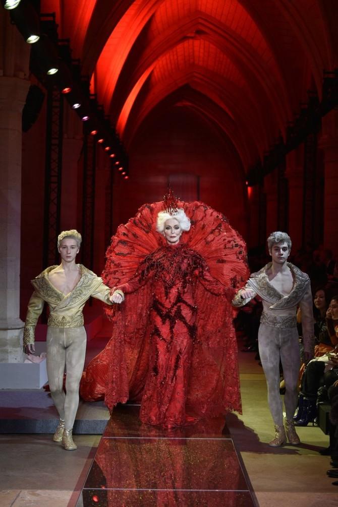 paris fashion haute couture week 1 12 najboljih momenata Nedelje visoke mode u Parizu