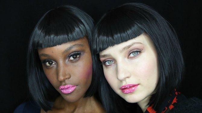 usne Zvezde na usnama: Trend koji je osvojio Nedelju mode u Berlinu