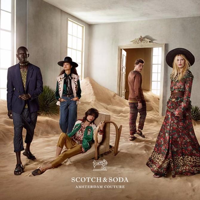 600 600 1 Bogatstvo prirode kao inspiracija brenda Scotch&Soda za prolećnu kolekciju