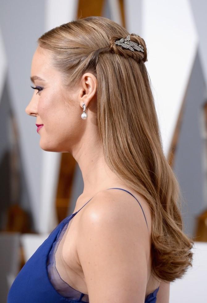 Brie Larson 2016 15 najboljih frizura sa dodele Oskara