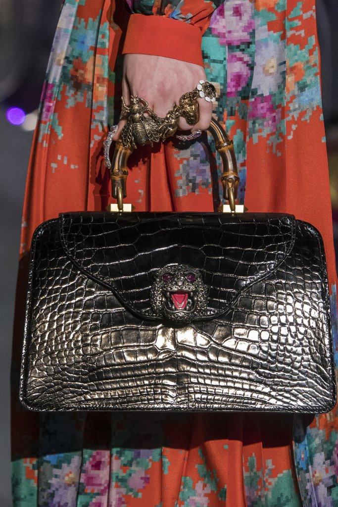 Gucci Fall 17 2 Trendovi za jesen 2017: Torbe sa Milanske nedelje mode