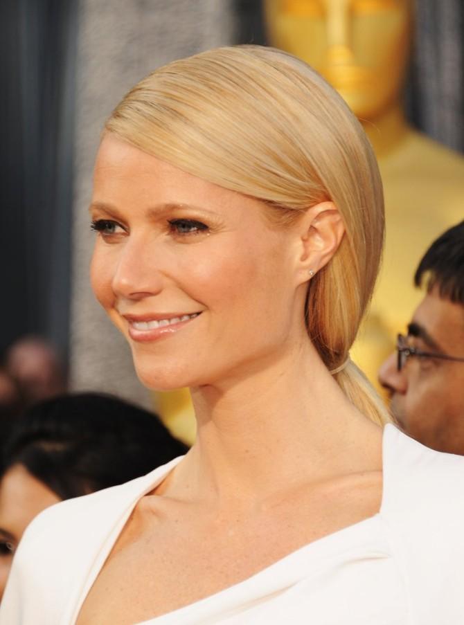 Gwyneth Paltrow 2012 15 najboljih frizura sa dodele Oskara
