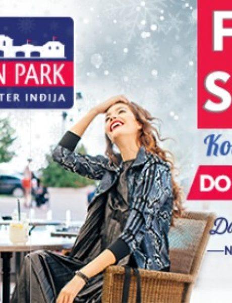 Najniže cene ove sezone u Fashion Park Outlet Centru Inđija!