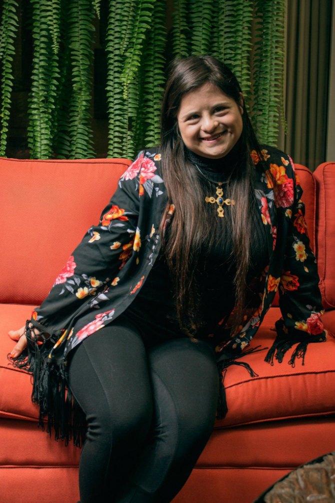 Izabel2 Nadahnuće i motivacija: Prva dizajnerka sa Daunovim sindromom na Londonskoj nedelji mode