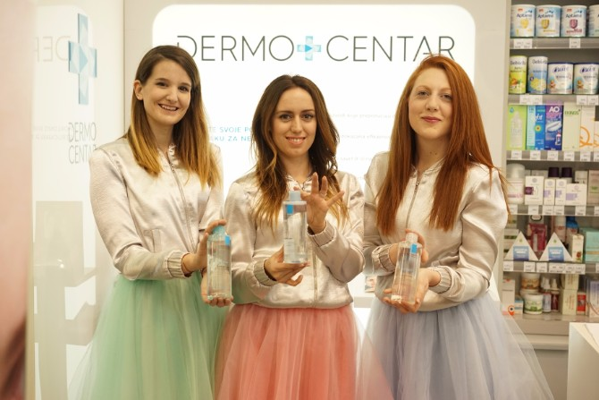 La Roche Posay predstavljanje nove formulacije Micelarnih voda ULTRA 01 Zašto čišćenje lica micelarnom vodom treba da postane deo tvoje svakodnevne beauty rutine?