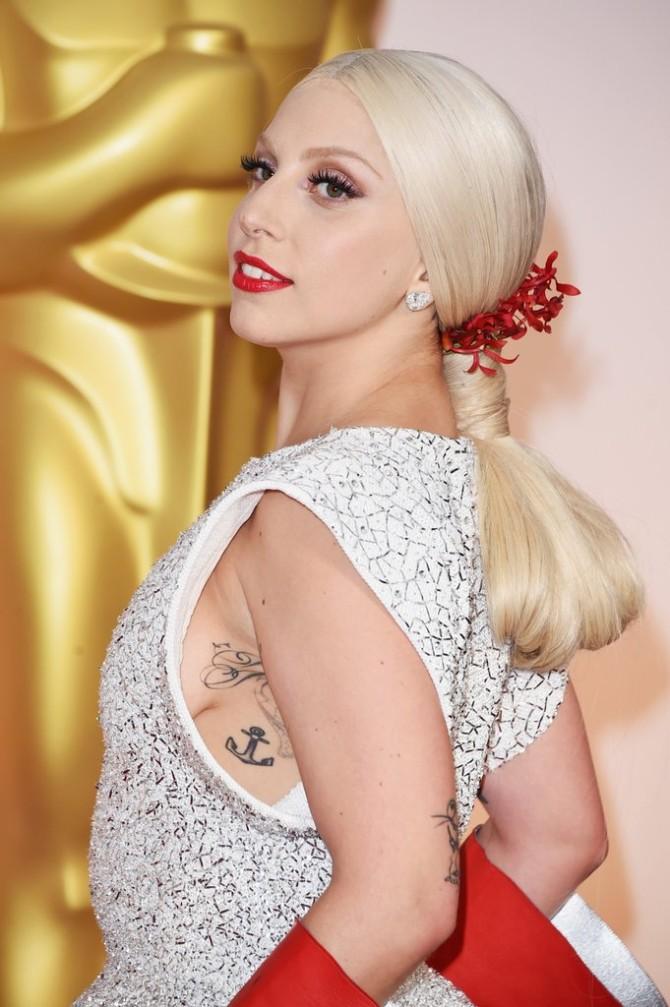 Lady Gaga 2015 15 najboljih frizura sa dodele Oskara