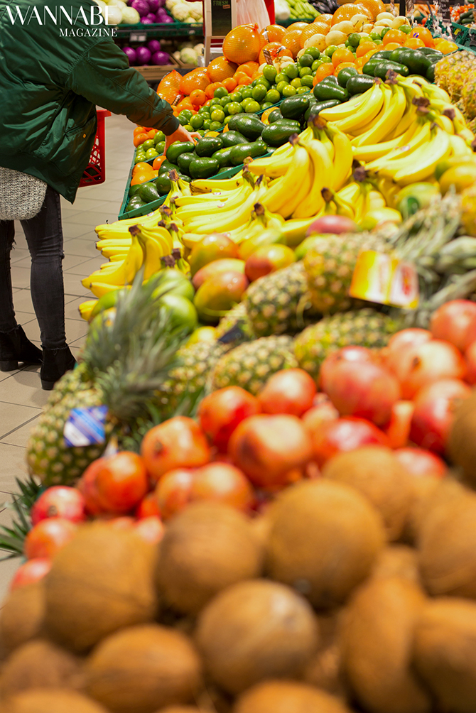Markator voce i povrce 13 Spremna za proleće: Kako da sprovedeš sedmodnevni detoks tela