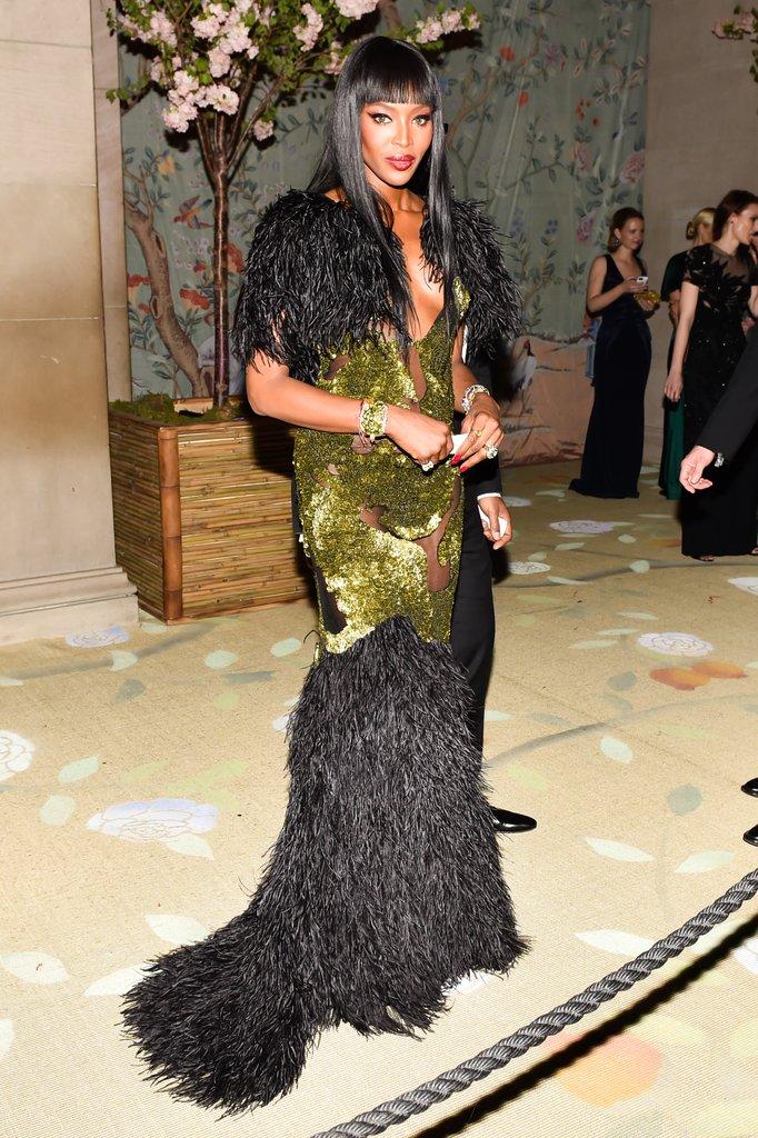 Naomi Campbell Poznate tamnopute dame koje su postale deo modne istorije