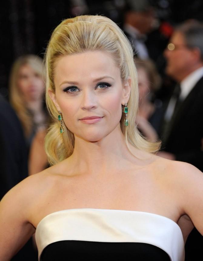 Reese Witherspoon 2011 15 najboljih frizura sa dodele Oskara