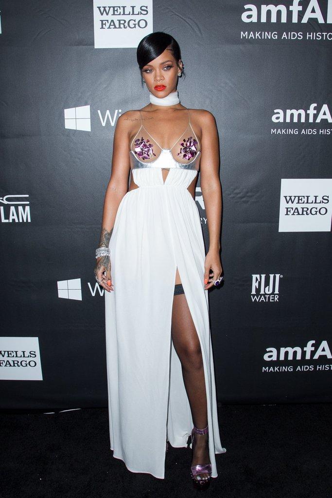 Rihanna Poznate tamnopute dame koje su postale deo modne istorije