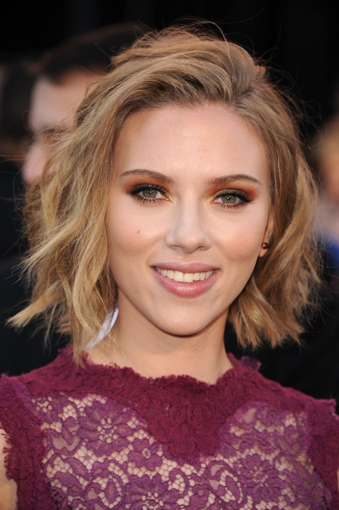 Scarlett Johansson 2011 15 najboljih frizura sa dodele Oskara