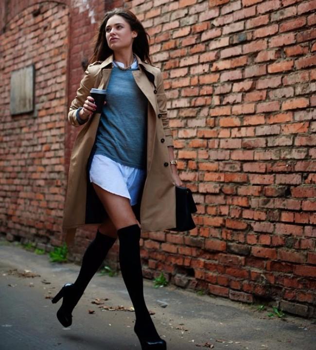 dzemper 1 5 načina kako da nosiš džemper uz različite autfite