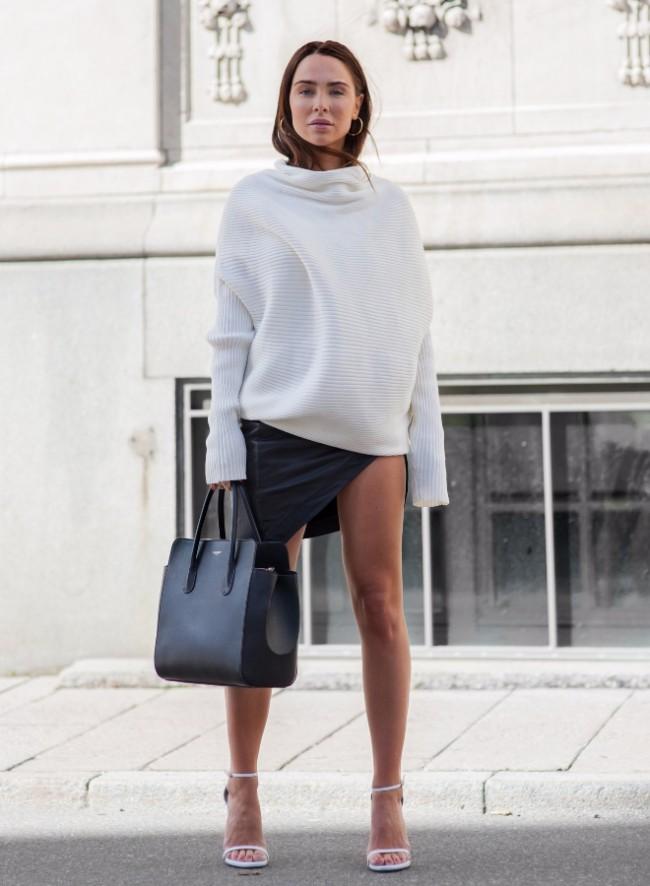 dzemper 3 5 načina kako da nosiš džemper uz različite autfite
