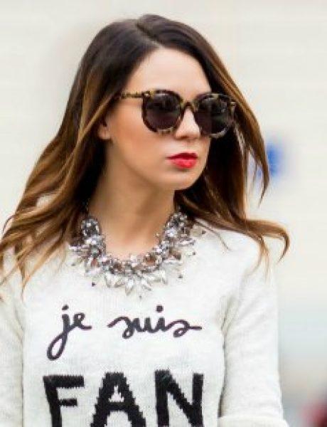 5 načina kako da nosiš džemper uz različite autfite
