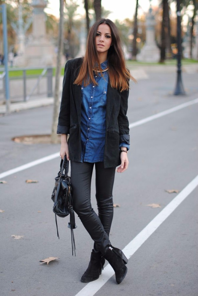 evening outfits 1 Street style komadi koji će istaći tvoj stil