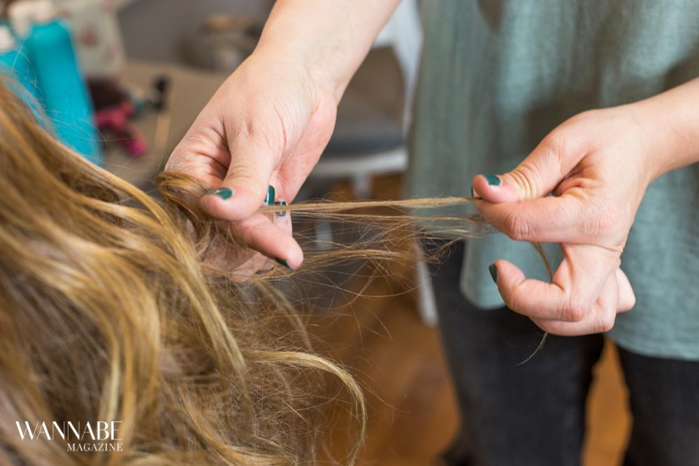 frizura 2 1 Hair Tutorial: Kako da postigneš Messy Look? (VIDEO)