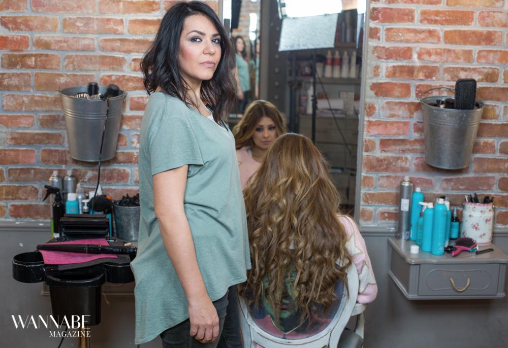 frizura 4 1 Hair Tutorial: Kako da postigneš Messy Look? (VIDEO)