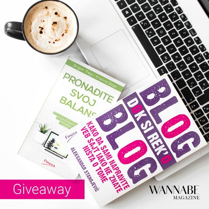 giveaway 1 1 Facebook giveaway: Osvoji knjige koje će promeniti tvoj pogled na svet!