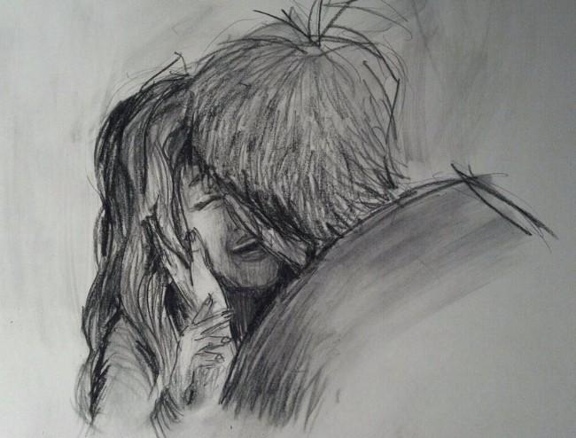 ilustracije 2 Ljubav je kad se volite i to na papiru nacrtate (ILUSTRACIJE)