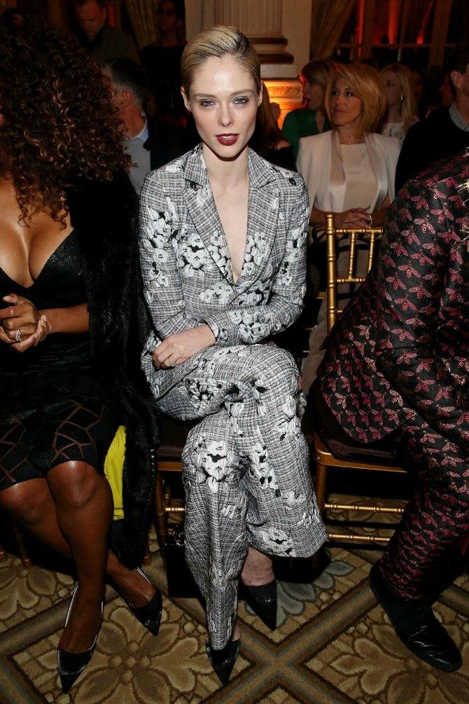 koko rosa Nedelja mode u Njujorku   izbliza (GALERIJA)