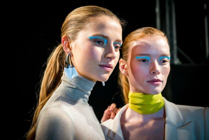 makeup 2 Direktno sa pista: Makeup inspiracija sa Nedelje mode u Njujorku