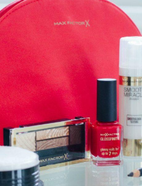 Instagram giveaway: Osvoji Max Factor neseser sa čak 9 makeup proizvoda!