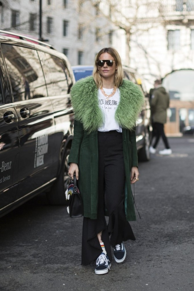moda 1 1 London Calling: Najbolje Street Style kombinacije sa LFW