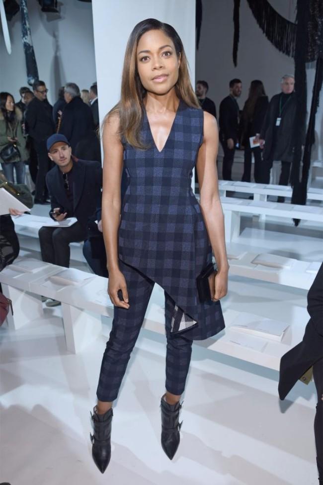 naomi haris Od ulice, preko bekstejdža, do piste: Najbolje kombinacije sa Nedelje mode u Njujorku