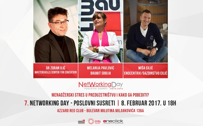 networking day 1 Vreme je za 7. Networking Day!