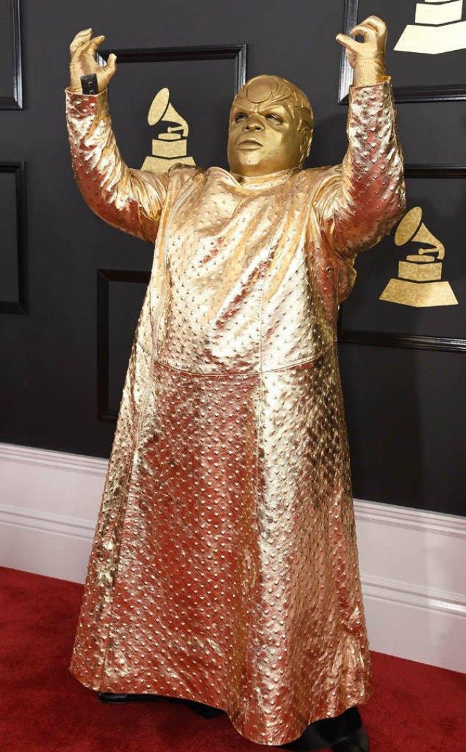 se lo grin 1 Kombinacije poznatih koje su obeležile ovogodišnju dodelu Grammy nagrada