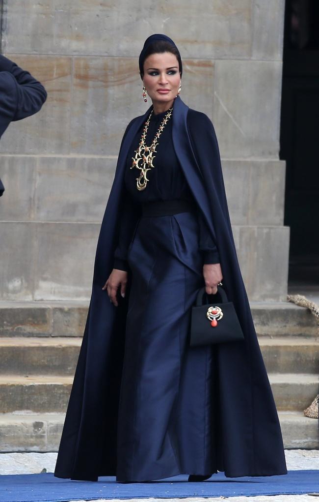 seika Moza 2 Šeika Moza: Ikona stila i prva savremena kraljica Istoka