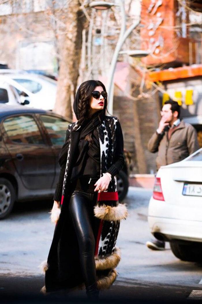 stil iranki 11 Street style kombinacije koje će razbiti predrasude prema stilu Iranki