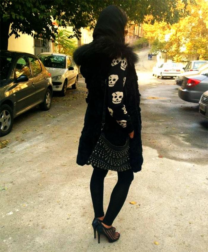 stil iranki 12 Street style kombinacije koje će razbiti predrasude prema stilu Iranki