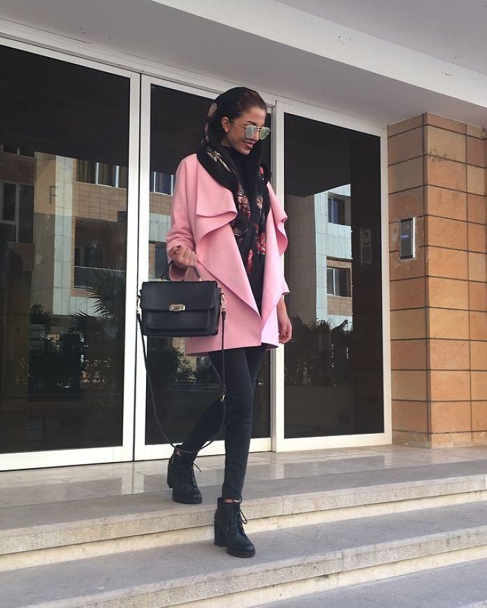 stil iranki 4 Street style kombinacije koje će razbiti predrasude prema stilu Iranki