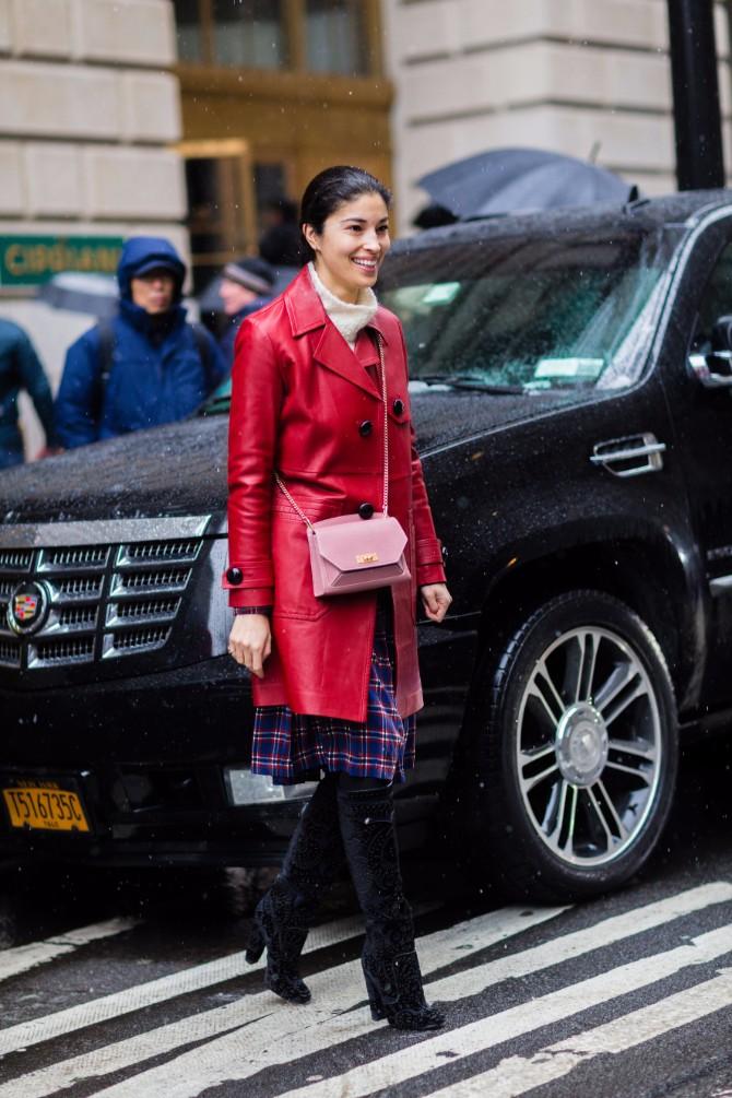 street style 11 Najbolje street style kombinacije sa Nedelje mode u Njujorku