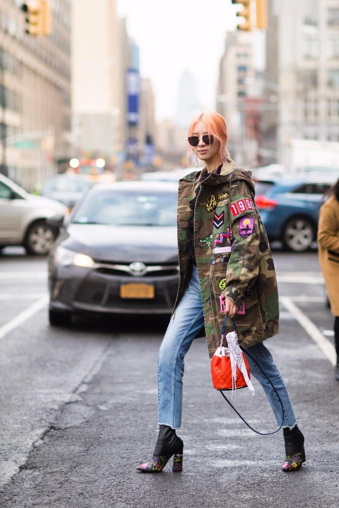 street style 13 Najbolje street style kombinacije sa Nedelje mode u Njujorku