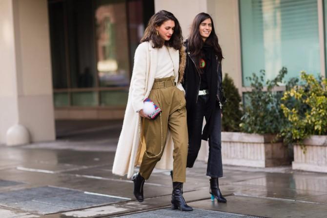 street style 2 Najbolje street style kombinacije sa Nedelje mode u Njujorku