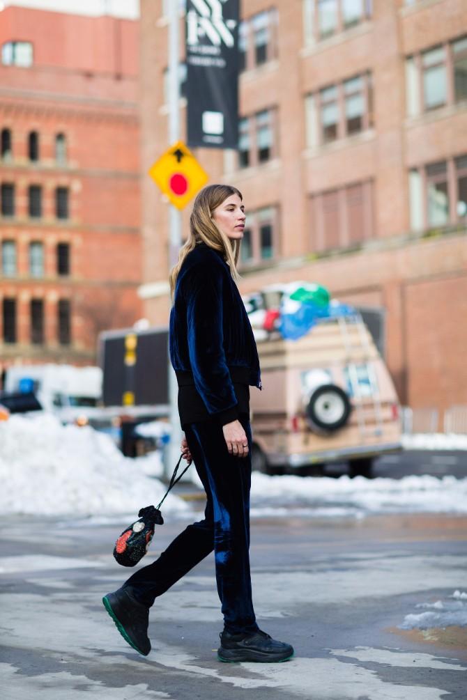 street style 3 Najbolje street style kombinacije sa Nedelje mode u Njujorku