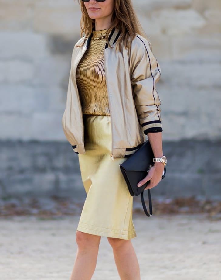 suknja Žuta je IN, a evo kako možeš da je stilizuješ u svim prilikama