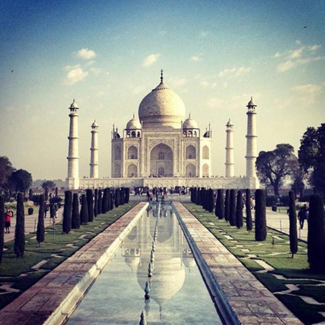 tadz mahal 1 Ljubavna priča skrivena u zidinama Tadž Mahala
