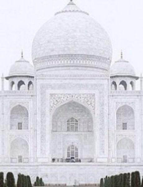 Ljubavna priča skrivena u zidinama Tadž Mahala