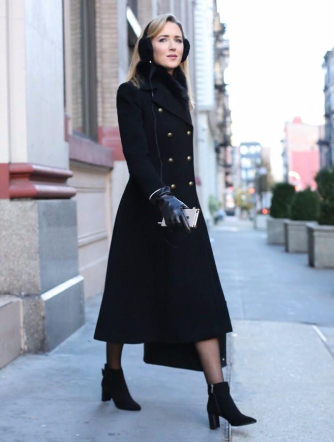 zimski kaput 1 Kako da uz zimski kaput budeš uvek savršeno stilizovana?